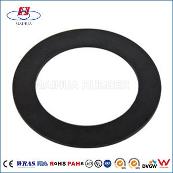 Good Quality Custom Nbr/epdm/silicone/viton Round Rubber Manhole ...