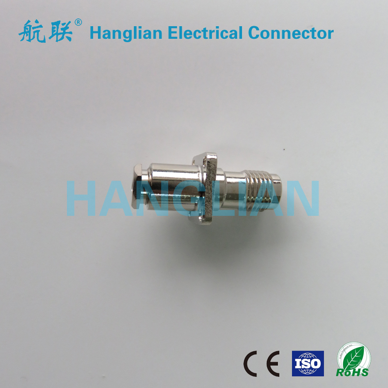 TNC Series TNC-KF3A bayonet RF circular electrical connector male to n female adapter