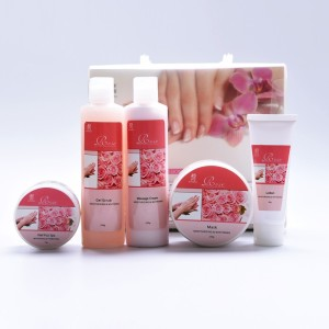Factory price Replenishes Moisture and Soften to Hand and Foot Manicure Pedicure Care Set