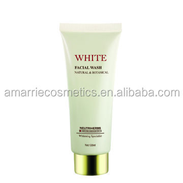 Wholesale Cosmetics Cleaning Deeply and Best Whitening Face Cleanser for All Type of Skins