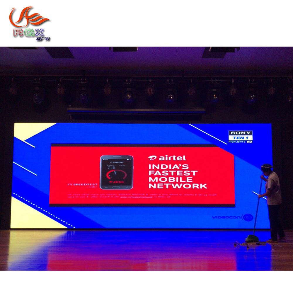BIG indoor digital LED Video Wall Display & Screen for conference room  Colombo Sri Lanka, View indoor led large screen display, RGX Product  Details