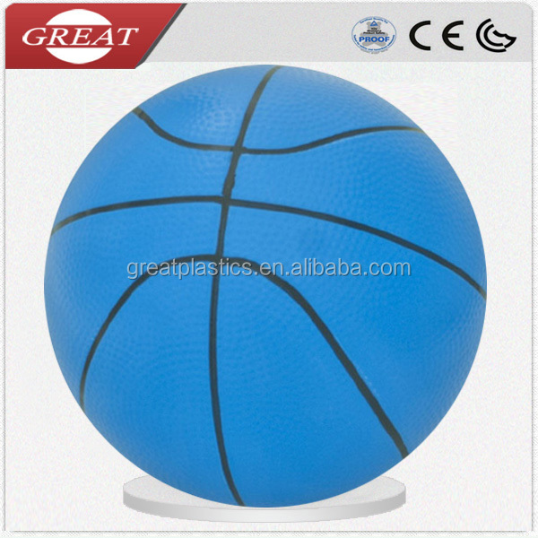 Official size basket sports ball