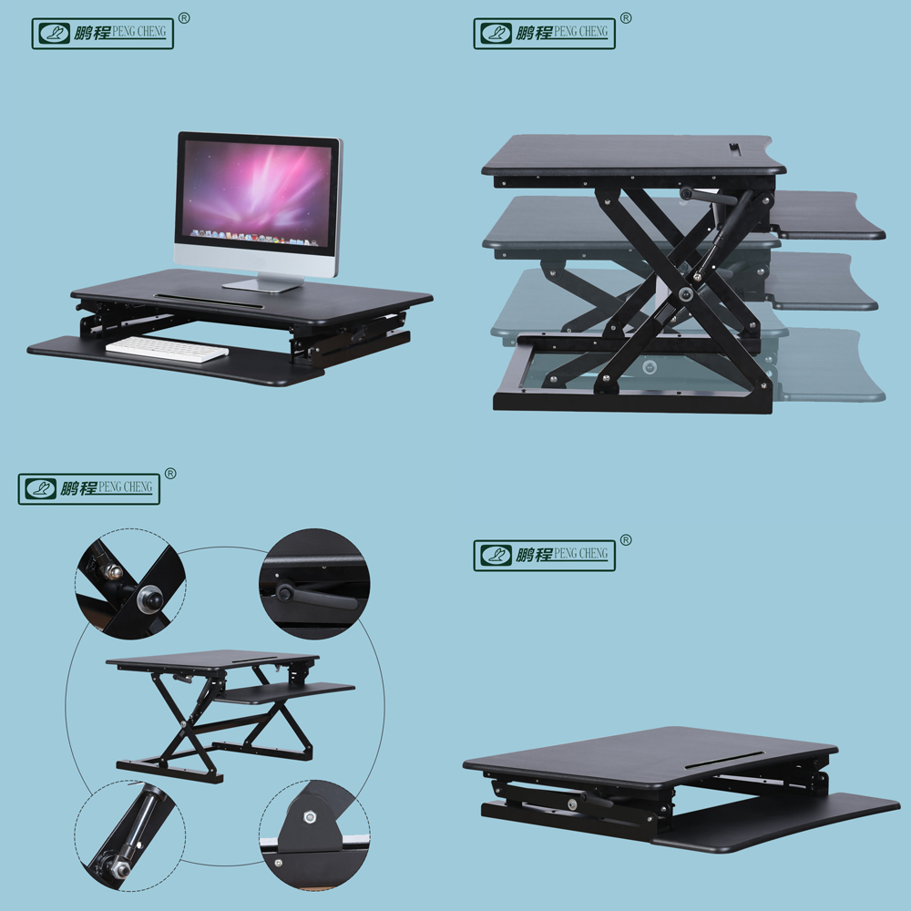 Ergonomic Folding Laptop Standing Desk