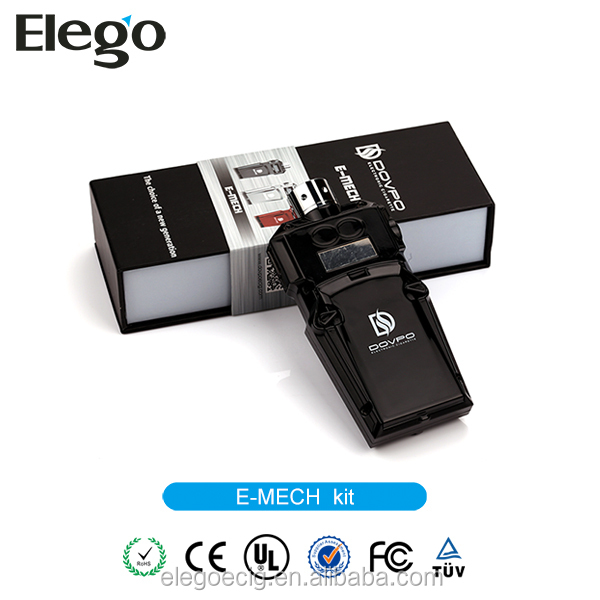 New Arrival!!! High quality Dovpo e mech 18650 e cig mod with variable voltage and wattage