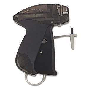 "Monarch SG Tag Attacher Gun, 2"" Tagger Tail Fasteners, Smoke"