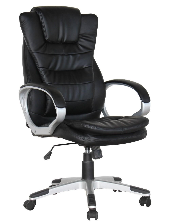 classic pu leather office chair black pu leather ergonomic high