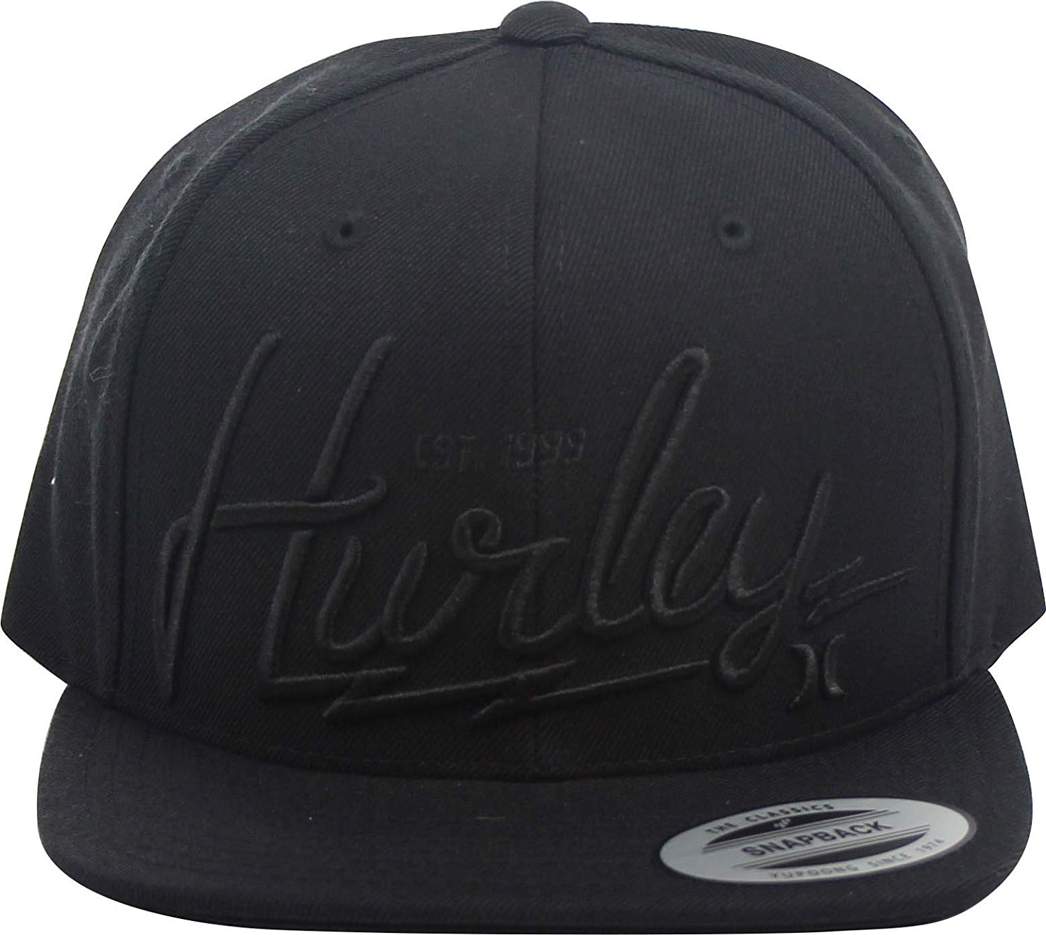 2ebff193ff72c Get Quotations · Hurley - Mens Bolts Hats Flex-Fit Hat