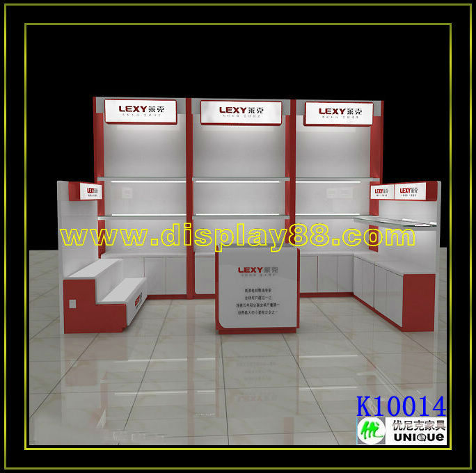 Useful factory made china display shelves to use in supermaket