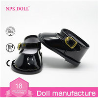 Wholesale Doll Shoes for 18 inch American girl doll accessories manufacture doll shoes PU leather Shoes