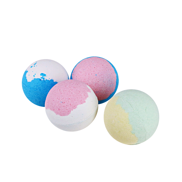 Hot Sale Custom Private Label Natural Spa Fregrance Handmade Organic Fizzy Bath Bombs