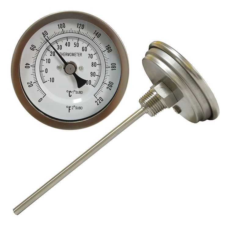 Garden compost thermometer mechanical farm health thermometers