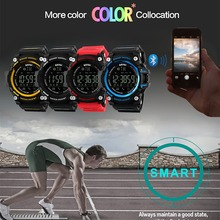 2017 fashion design skmei reloj bluetooth smart watch hot sale android smart watch