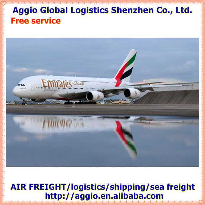 shenzheng aggio logistics for container sea freigth from china to india