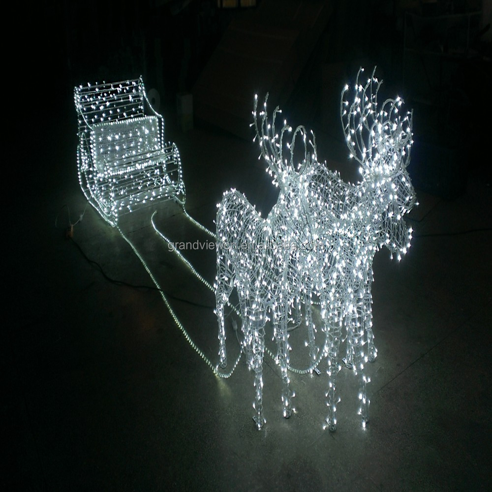 Christmas Decoration Led Light Reindeer Christmas Decoration Led Light Reindeer Suppliers And Manufacturers At Alibaba Com