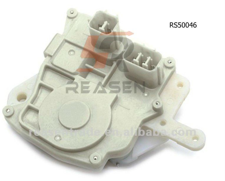 Central Electrical Door Lock Actuator System For Vw 3b4839015a ...