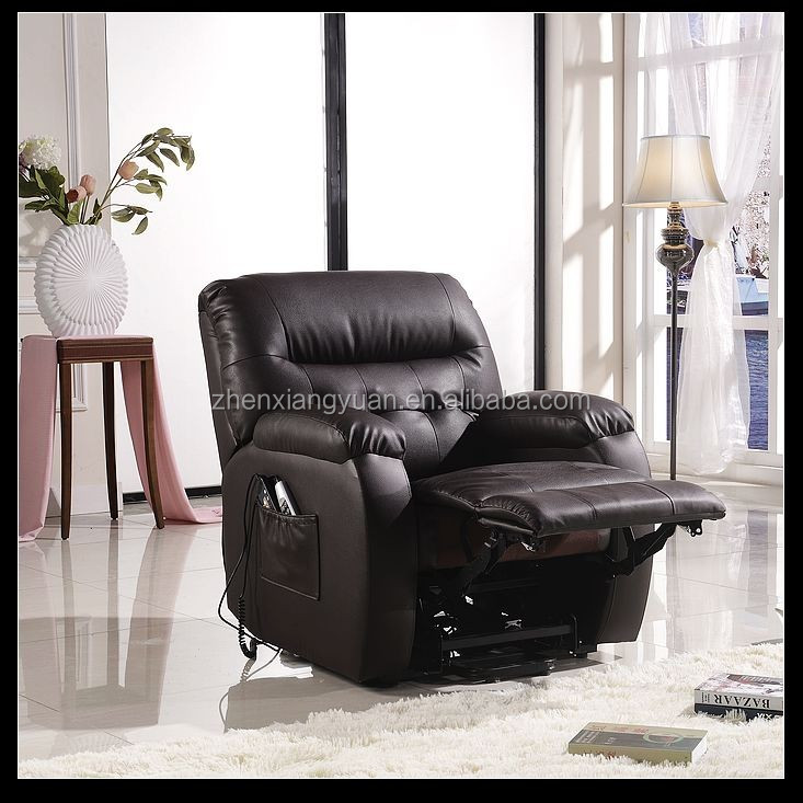 2017 Living Room Leather Chair Power Easy Comfort Lift