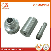 Chinese factory with 16 years history make cnc steel machining services