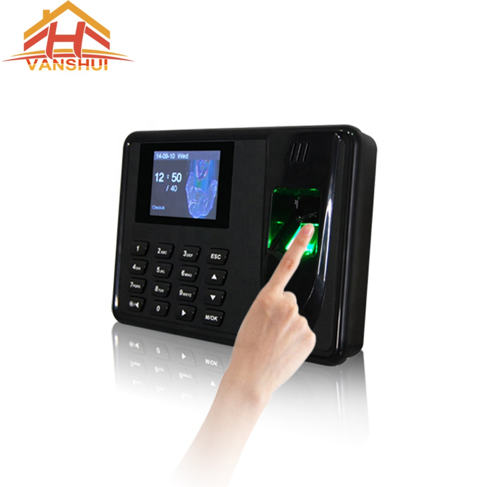 No Time Attendance Software/simple And Easy Fingerprint Time And  Attendance/fingerprint Time Clock With Usb - Buy Fingerprint Time And  Attendance,Time