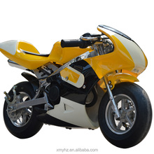 50cc Displacement and 2-Stroke Engine Type pocket bike mini moto prices(SHPB-005)