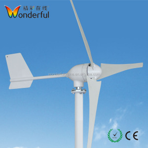 Residential china manufacture HAWT 600w 800w 48v wind energy mini generator 24v 700w wind turbine
