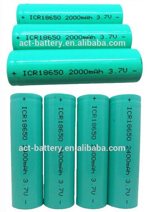 18650 li ion batterie 2600 mah rechargeable. Black Bedroom Furniture Sets. Home Design Ideas