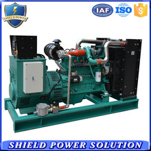 Standby Power Solution 120KW Biogas Generator Set Methane Gas Generators