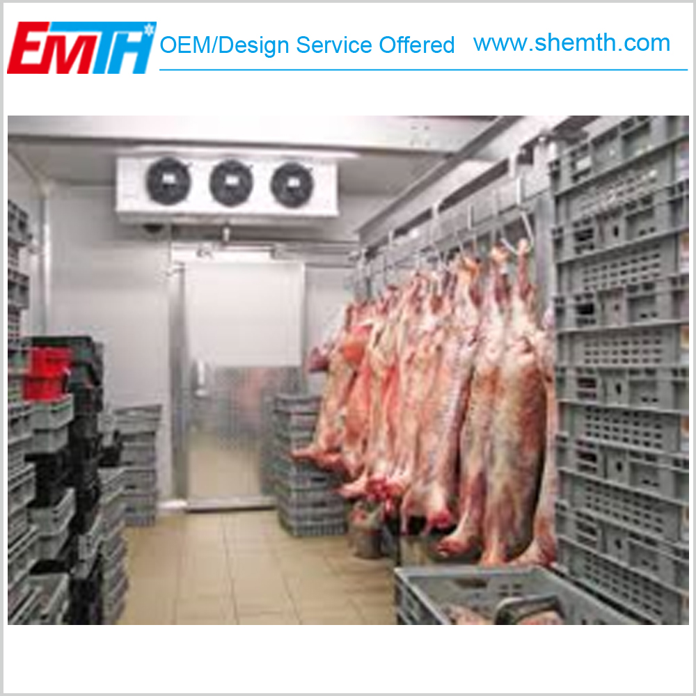 Hot Sale Customized Restaurant Commercial Quick Freezing Food Cold Storage Room For Meat