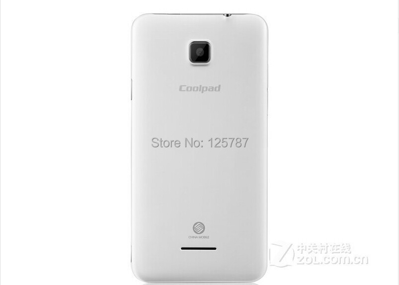 DHL Fast Delivery Coolpad 8079 4.5 Inch Dual Core Android 4.2 512MB RAM 4GB ROM 2MP Dual Sim Bluetooth Cheap Cell Phone