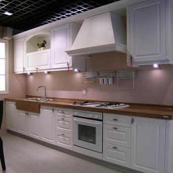 Weißer Farbküchenschrank Der Amerikanischen Artprobe,Pvc Bedeckte  Küchenmöbel - Buy Amerikanischen Stil Küchenschrank,Probe Weiß  Küchenschrank,Pvc ...