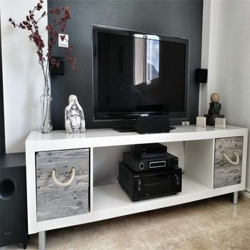 Modern Design Foshan Factory Thin Tv Unit Center Stand Wooden Furniture Tv  Cabinet