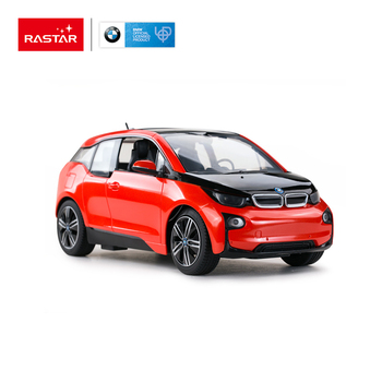 Rastar Licensed Bmw I3 Electric Toy Rc Car For Young Kids Buy