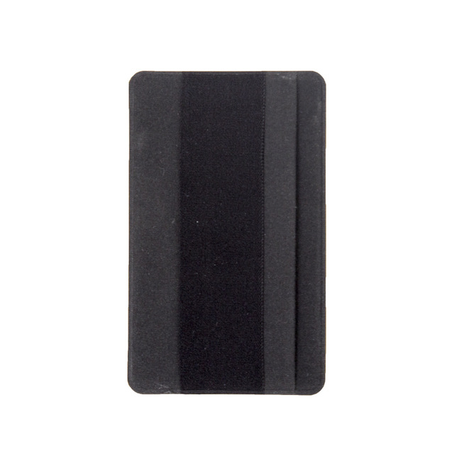 lycra Card Holder For Iphone Smartphone Phone Handle Finger Strap Mobile Grip