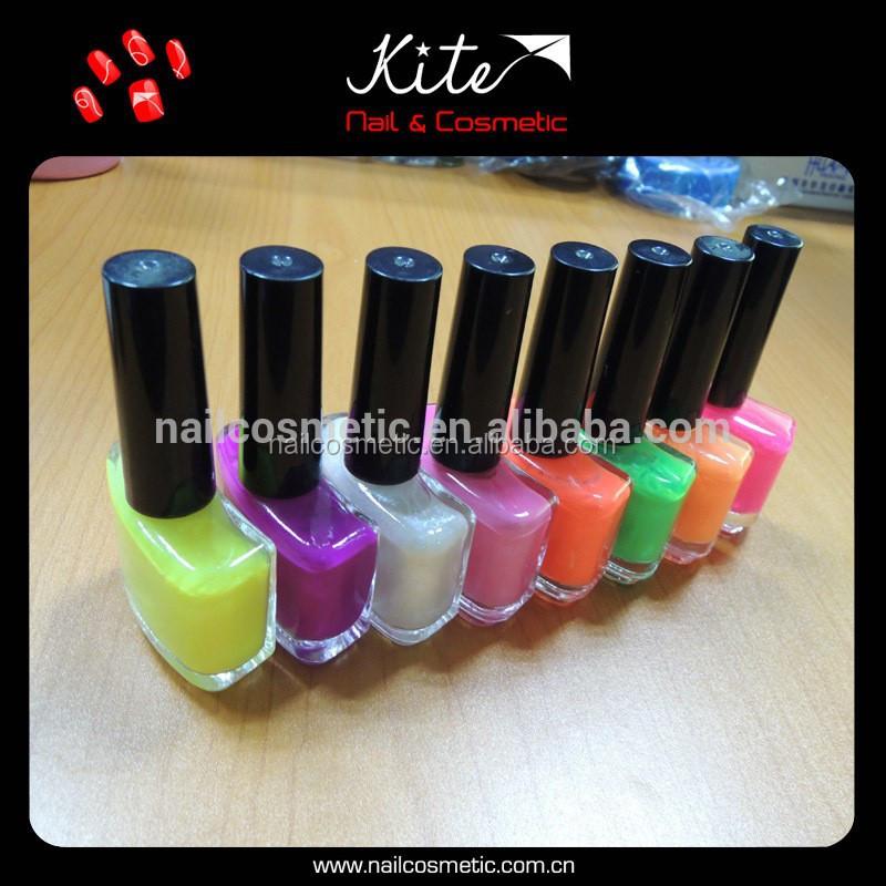 Sweet Color Oil Based Nail Polish Multicolor Factory Wholesale Brand Nail Oil Nail Art Supplies