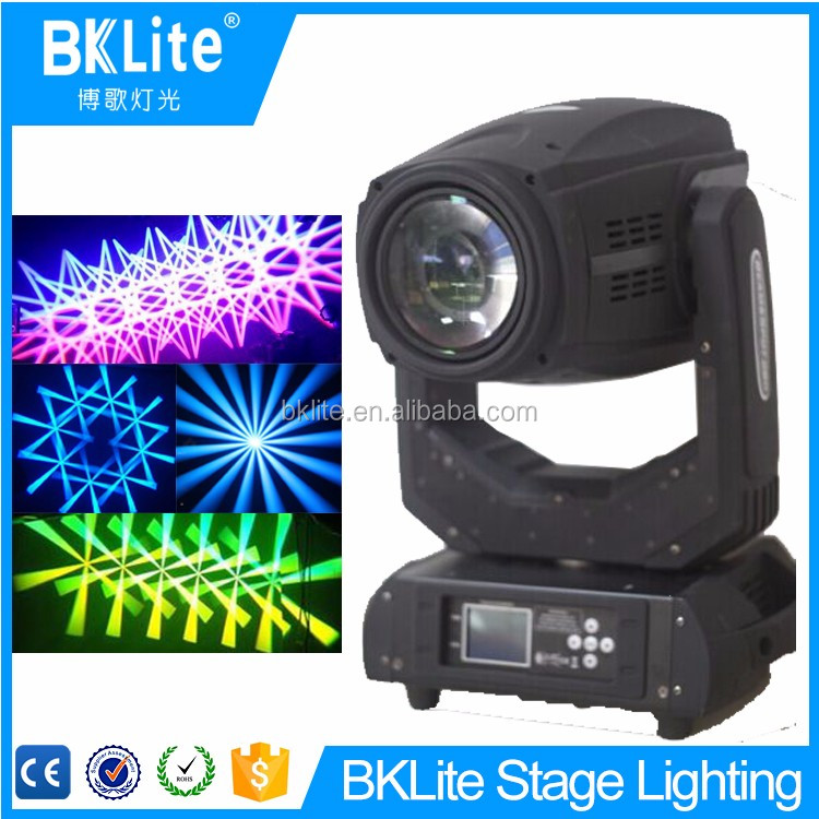 BKLITE 2017 New Product high quality spot light beam 280 moving head light for stage