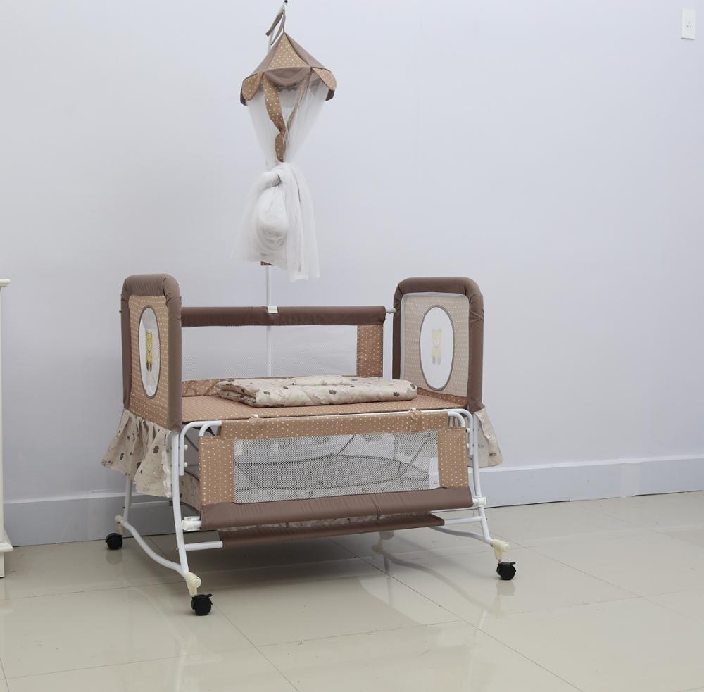 Vibrator for cribs