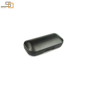 Middle size lightweight plastic reading glasses case brand