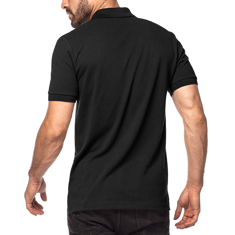 Plus Size T-shirts Men 2018 Summer Solid Cotton Breathable Men Shirts Short Sleeve Business Casual Hommes T Shirts For Male Tops
