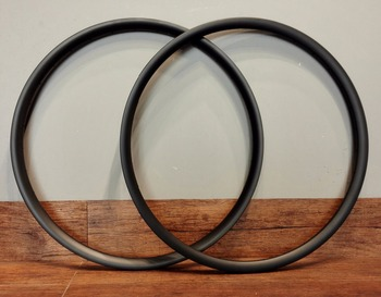 Carbonician best price 24h 28h 32h 28mm wide asymmetric carbon rims 27.5 mtb