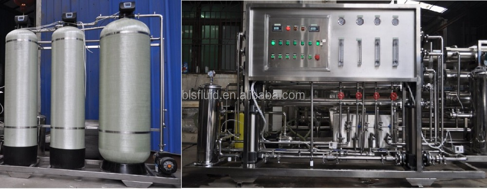 Stainless steel purified water generator