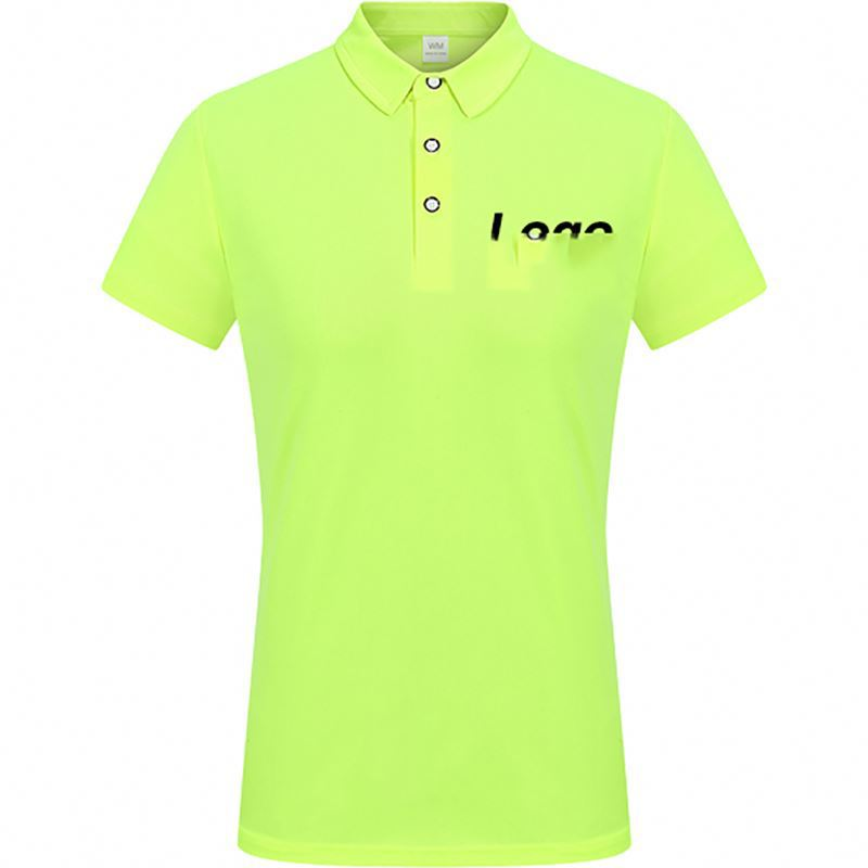 Regular Fit summer camp company uniforms athletic,outdoor womens sport polo