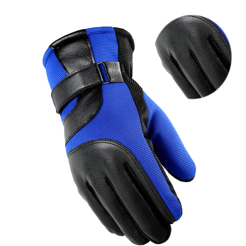 fashion design warm winter golves outdoor sport snowboard motorcycle cycling ski gloves waterproof