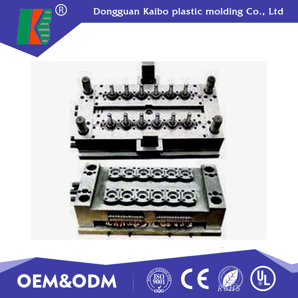 Cheap plastic injection mould for power adapter cover with UL