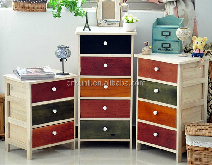 Shabby Chic Country Style Wooden