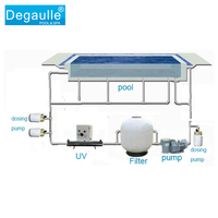 swimming pool equipment swimming pool full set equipment pool pump automatic commercial vacuum sand filter