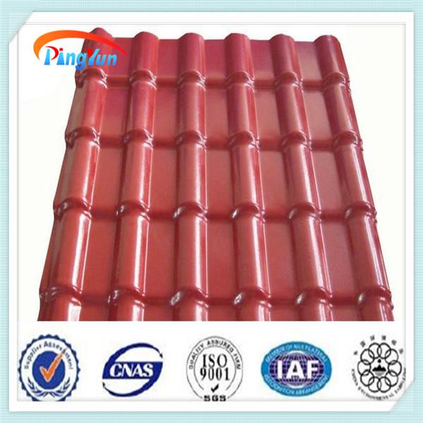 synthetic resin plastic pvc roof tile view pvc roof tile. Black Bedroom Furniture Sets. Home Design Ideas