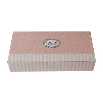 Nice pop clear lid cake boxes cardboard/Printing paper box