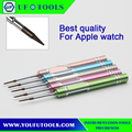 Triangle screwdriver bit for Apple Watch