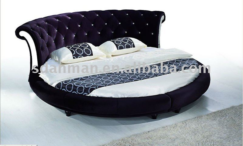 china round bed china round bed manufacturers and suppliers on alibabacom - Circle Beds Furniture