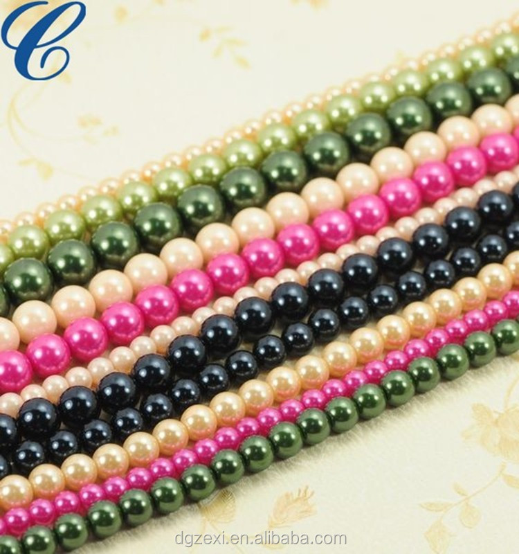 Beads In Bulk Decorative Pearl