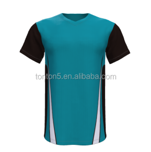 Custom baseball jersey softball sleeve raglan mens shirts